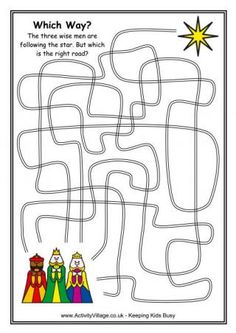 Wise Men - Which Way
