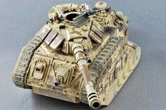 Modern Warfare: The Leman Russ 'Bellerophon'