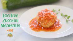 Egg Free Zucchini Feta Turkey Meatballs Recipe +9M Zucchini Meatballs, Turkey Meatballs, Meatball Recipes, Egg Free, Kid Friendly Meals, Baby Food Recipes, 12 Months, Feta, Eggs