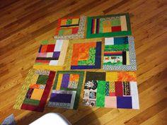 Scrappy squares