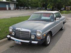 1976 - Mercedes 280C - front side