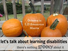 let's talk about learning disabilities-- with the experts at NCLD #LD #weteach