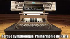 Resultado de imagem para orgue symphonique philharmonie de paris
