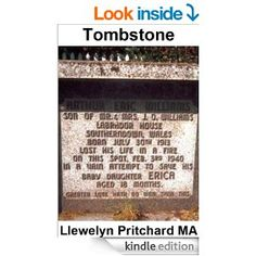 Amazon.com: Tombstone (Port Hope Simpson Mysteries Book 5) eBook: Llewelyn Pritchard MA: Books