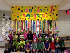 happy 100th day of school - Google Search 100 Days Of School, 100th Day, Teaching Resources, Kindergarten, The 100, Projects To Try, Classroom, Activities, Google Search
