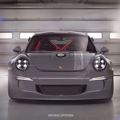The Porsche 911 is a truly a race car you can drive on the street. It's distinctive Porsche styling is backed up by incredible race car performance. Porsche 911 Rsr, Porsche 2017, Audi, Porsche Sports Car, Porsche Cars, Bmw, Bugatti, Lamborghini, Ferrari