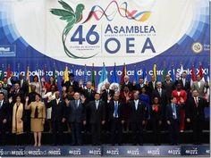 OEA y Panamá firmaron acuerdo para la de Cumbre de Américas en 2015 - http://panamadeverdad.com/2014/09/20/oea-y-panama-firmaron-acuerdo-para-la-de-cumbre-de-americas-en-2015/