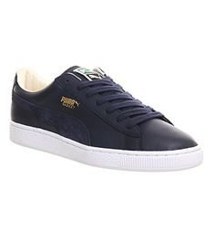 0663cf48873935 Shoes for men · Puma Basket Classic Peacoat - His trainers