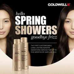 Goldwell kerasilk smoothing treatment now available