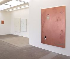 Solid solo from brother Robin Seir @gether_contemporary @robinseir #robinseir #painting #copenhagen