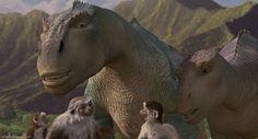 """Aladar & Neera from 2000's """"Dinosaur"""""""