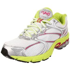 Ryka shoes are one of my favorite brands of shoes. These athletic shoes are designed especially to fit the foot of a woman. Ryka shoes are designed. Ryka Shoes, Ideal Image, Plyometrics, Great Hairstyles, School Shirts, Aerobics, Cross Training, Snug, Running Shoes