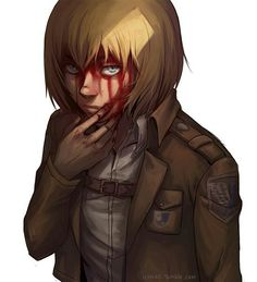 Armin looks so cool here ♥