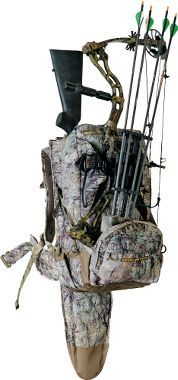Eberlestock X-1 Bow and Rifle Pack : Cabela's
