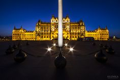 Budapest Parliament by Zsolt Hlinka on Budapest Hungary, My Photos, Louvre, Building, Travel, Buildings, Viajes, Traveling, Tourism