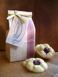 Christmas Cookies, Hostess Gift, Food Gift