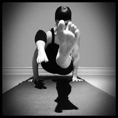 #yoga #foot