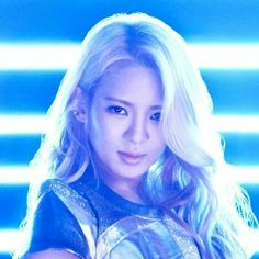 Hyoyeon - Galaxy Supernova. How can people say she is ugly? I think she is absolutely gorgeous!!
