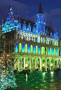 Grand' Place Belgium