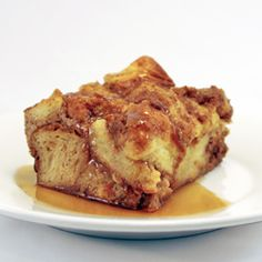 Brown Sugar & Walnut Baked French Toast that you can make the night before.