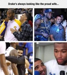 Funny pictures about Drake Looks So Happy Here. Oh, and cool pics about Drake Looks So Happy Here. Also, Drake Looks So Happy Here photos. Nba Funny, Funny Memes, Jokes, Nba Memes, Funniest Memes, Soccer Memes, Funniest Pictures, True Memes, Sports Memes