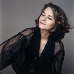 The stunningly gorgeous and talented Charlotte Rampling