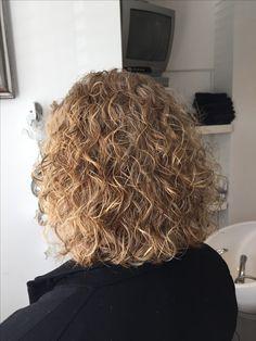 Olaplex curls