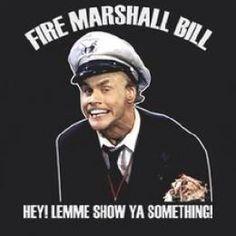 Fire Marshal Bill