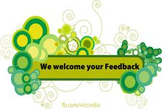 We at VLCC have always believed that it is our endeavor to offer the best experience to our customers.     Please share your feedback with us & give us a chance to serve you better.