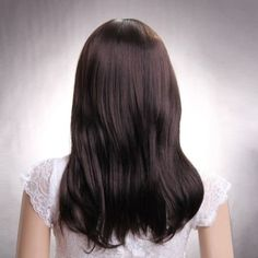 Straight-14-Flip-in-Virgin-Remy-Human-Hair-Extensions-CircleWire-Halo-Hairpiece