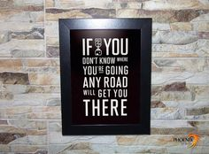 The road that takes you there  Wooden Frame by inPhoenixArt on Etsy  #Journey #destination #TravelTuesday #travel #traveling #Home #Living  #Home #Décor #Picture #Frame #Displays #Picture #Frames #modern #art #design #unique #handmade #gift #birthday #anniversary #wooden #frame #new #trendy #idea #decoration #going  #any #road #there #road #trip #motivational #quote #positive #thinking