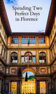 Uffizi Gallery in Florence, Italy is a must-see for all visitors. It's one of the world's most famous art museums, being home to priceless works of art by Botticelli, da Vinci, and Caravaggio. Top tip: Purchase tickets at least a few days in advance, as lines, even during off-season, can be extremely long.