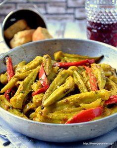 Πικάντικες μπάμιες φούρνου