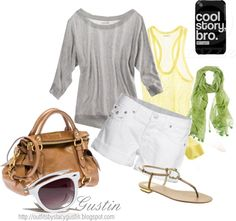"""cool story"" by stacy-gustin ❤ liked on Polyvore"