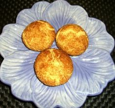 Snickerdoodle Cookies- A Gluten Free Recipe
