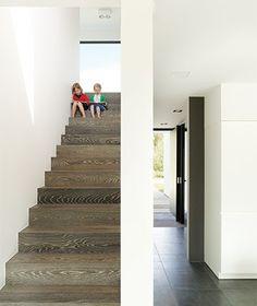 alt door ABSBouwteam | http://www.absbouwteam.be/een-selectie-realisaties/Nieuwbouwwoning-met-tijdloze-architectuur | Beeld 1