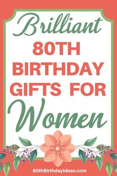 Birthday Gifts For 50 And 55 Year Old Woman Who Has Everything Presents Ideas 80th Women 25 Best Gift