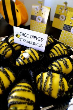 fancy bumble bee decoration little wish parties bumble bee first birthday party bumble bee decorations for cake Bumble Bee Birthday, Baby Birthday, First Birthday Parties, First Birthdays, Birthday Ideas, Third Birthday, Birthday Photos, Birthday Cakes, Baby Shower Parties