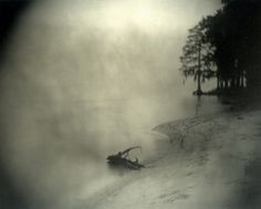Sally Mann, Morning on the Maury River near Lexington,Virginia