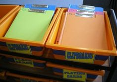 Using clipboards in the classroom ... A super post that speaks to over ten ways to use a clipboard!