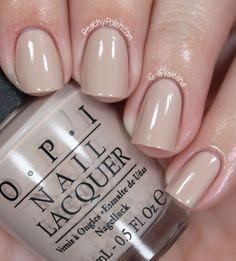 "OPI ""Don't Pretzel My Buttons"""
