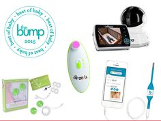 Find Kinsa and all the other winners of the Best of Baby 2015 awards from theBump.com #baby #gadgets #health