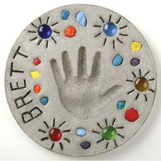 Fabulous Stepping Stones:  June 18 - Albany, June 19 - Walnut Creek, June 20 - Novato. Sign up for this fun summer class to make your own Fabulous Stepping Stones  Squish and squeeze the stone mixture, pour it and then get ready for the fun! Add hand prints, names and colorful stones, all in your very own style. Take home a treasure, place it in the garden and wait for the rave reviews!