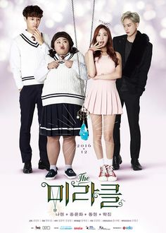 The Miracle 2016 KDrama. Looks funny. Korean Drama Romance, Korean Drama Funny, Korean Drama List, Korean Drama Series, Watch Korean Drama, Drama Tv Series, Drama Korea, Hak Jin, W Kdrama