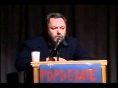 Christopher Hitchens on the Left's Double Standards: the Iraq war and the Darfur genocide.