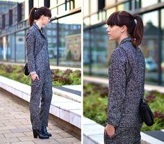 Suit. (by Lucy De B.) http://lookbook.nu/look/4460101-Suit