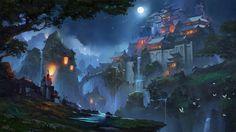 Картинки по запросу wallpapers game art