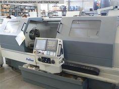 DMTG CKE 6150Z x 1500 mm №1124-0002016 - Drehmaschine - zyklengesteuert