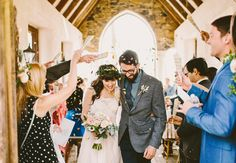A Wedding in a Secret Stone Chapel? Right here! | TheKnot.com