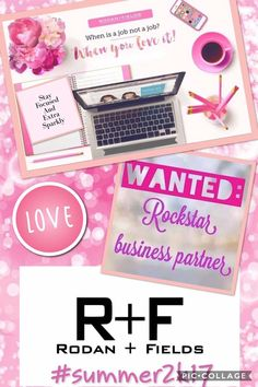 I am loving my Rodan + Fields business and I am ready to start my OWN team of enthusiastic entrepreneurs . I am looking for 3 dreamers that are dedicated & determined to be the CEO of their own life . This is the start of something BIG & I want you with me ! I have partnered with the Doctors who created Proactiv Solutions, in their new skincare company, Rodan + Fields! We're currently the #1 Premium skincare brand in the country, and SOON to be #1 globally . Start your Rodan + Fie